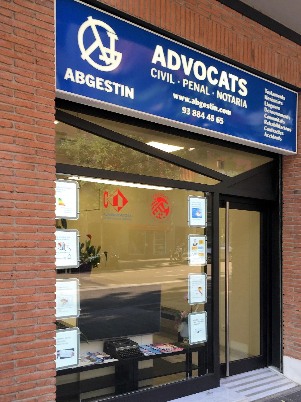 Abgestin abogados civil penal notaria barcelona - Colegio administradores barcelona ...
